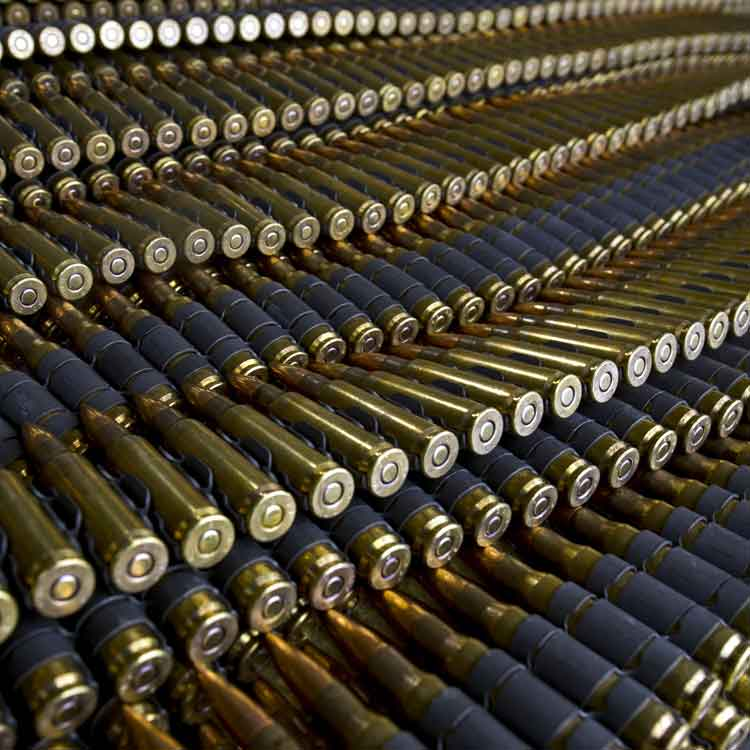 Ammunition Handling Services