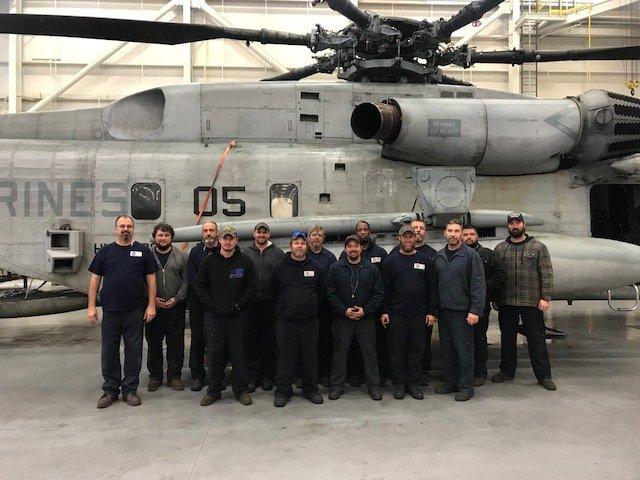CH53 Crew